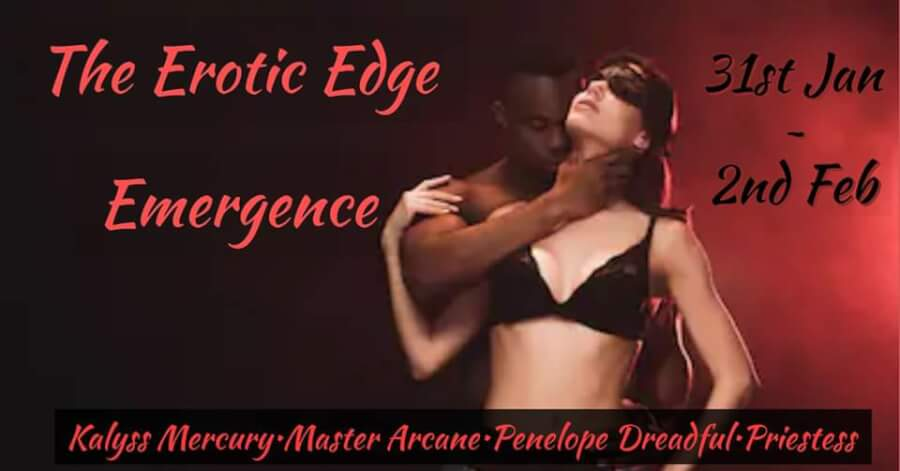 Erotic Edge Emergence banner